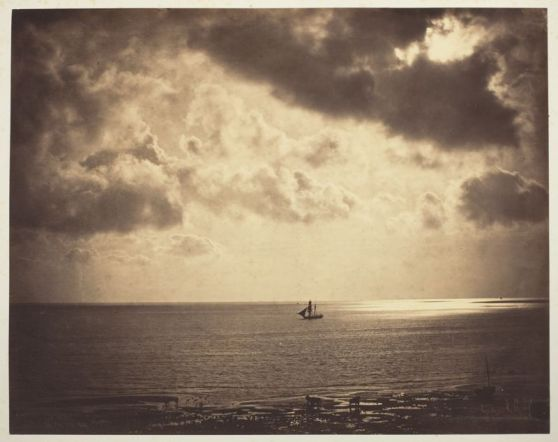 Gustave Le Gray. Bring on the Water, 1856
